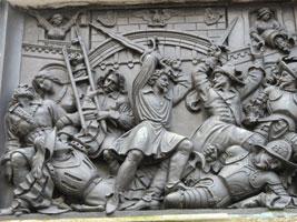 Die Escalade von 1602, wie sich Genf aus der savoyischen Umklammerung befreien konnte