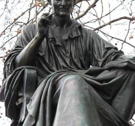Jean-Jacques Rousseau, de la ville haute à Saint-Gervais