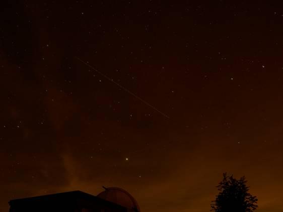 La nuit des étoiles filantes à Grapfontaine