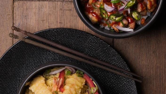 concept nikkei from peru de cote sushi