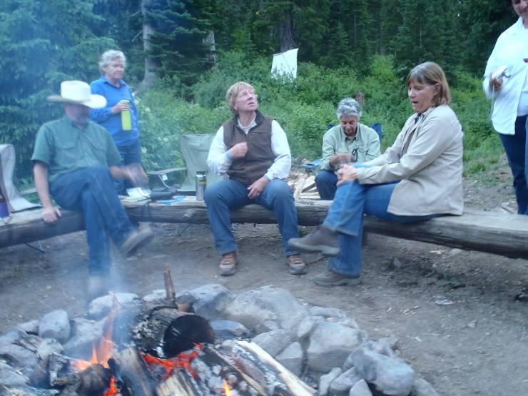 Cooking school, experiences you never heard of, backcountry, experiences