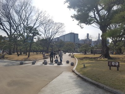 Tokyo Imperial Palace 2