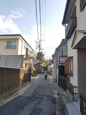 japan alley