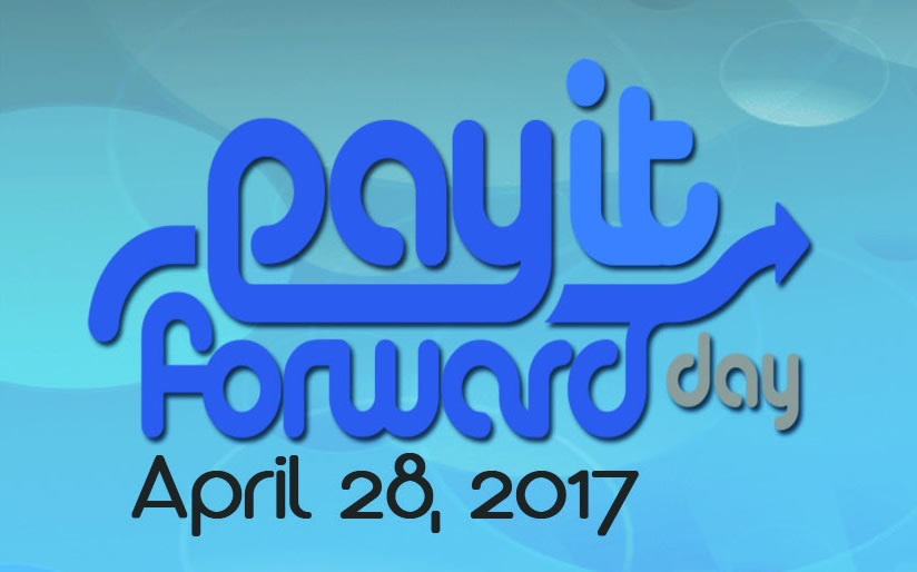 The Most Heartwarming Act of Kindness Video in Pay it Forward Day 2017