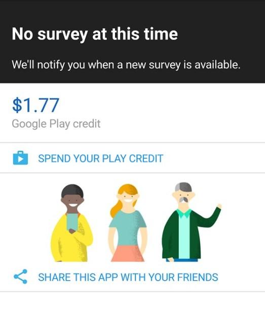 free Rewards Google Opinion Rewards