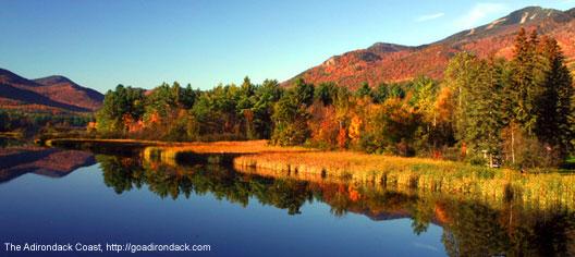 Vermont Fall Foliage Wallpaper Randonn 233 E P 233 Destre Dans Les Adirondacks