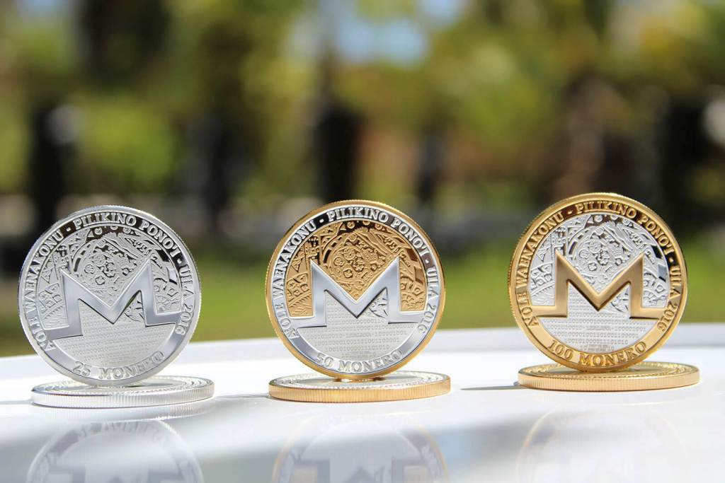 monero coins