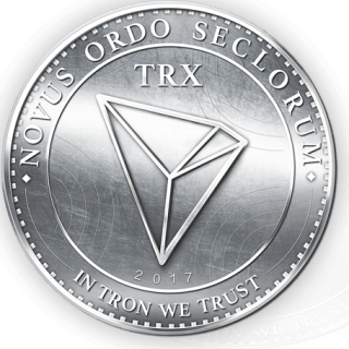 tron trx coin featured