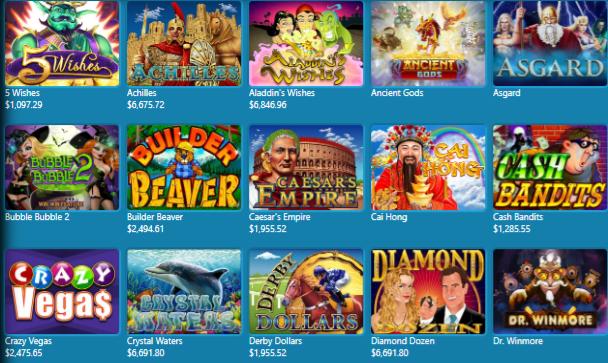Popular SlotoCash Casino Games