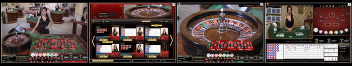Live Dealer Games at Superior Casino