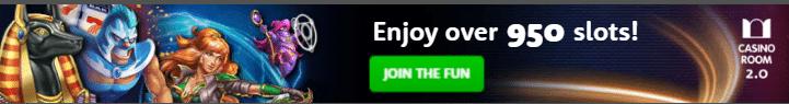 Choose Your Bonus at Casino Room