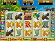 Goldbeard Real-Series slot at Cafe Casino