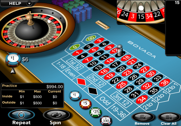 American Roulette | Practice American Roulette | Guide To