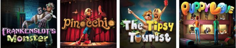 Popular Slots at ROO Casino