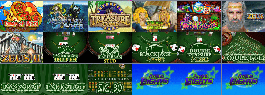 BetMate Casino Games