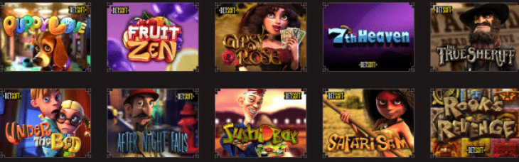 ClassySlots Casino Popular Slots