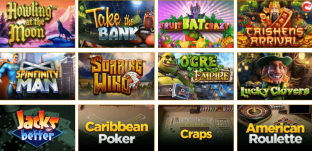 Popular Super Slots Casino Games