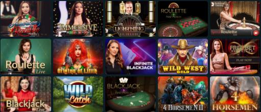 Popular Roku Casino Games
