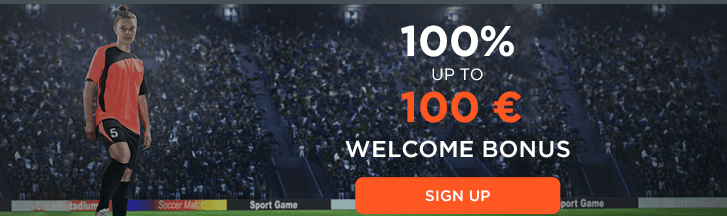 Get a €100 Sports Welcome Bonus at XplayBet