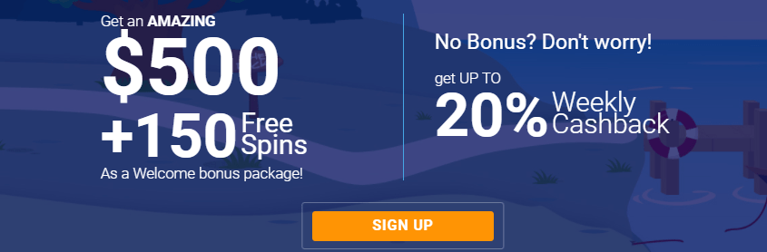 Get a €/$500 Welcome Bonus + 150 Free Spins at CrazePlay Casino