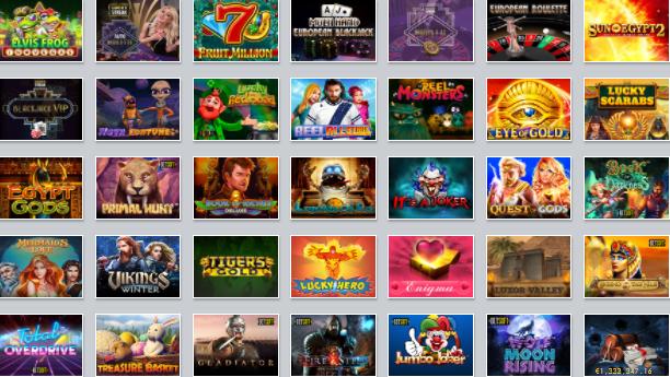 Popular Lionel Bets Casino Games