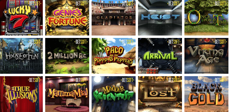 Popular Jackpot Kings Casino Games