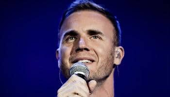 Gary Barlow London concerts in 2012