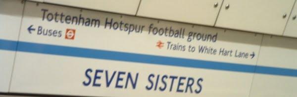 Tottenham Hotspur - White Hart Lane