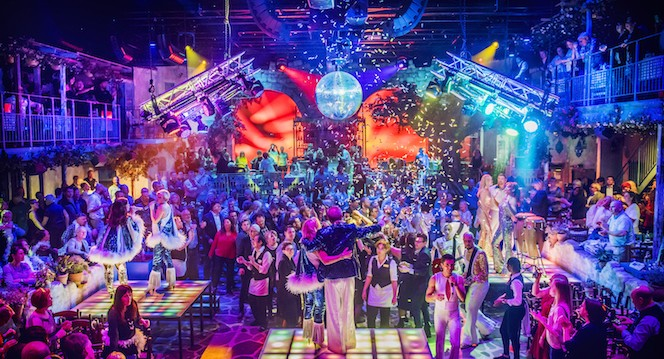 Join the Mamma Mia Party in London!