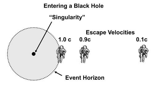Black Holes, Supernovae & More