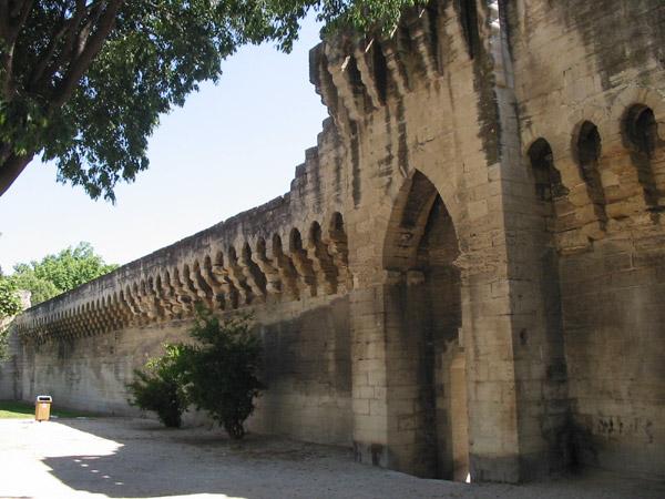 Photo Les Remparts D Avignon