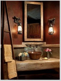 40 Exceptional Rustic Bathroom Designs Filled With ...