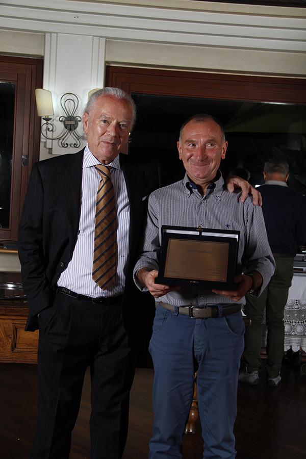 Cena aziendale 2015 - Pensionamento di Serafino Gradi - 18