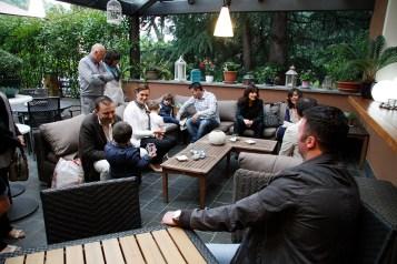 Cena aziendale 2015 - Pensionamento di Serafino Gradi - 19