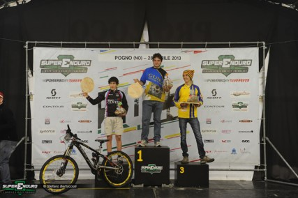 Diego Segat 1° classificato categoria SE2