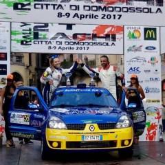 Rally 2 Laghi - Domodossola 2017 - nuova collaborazione sportiva