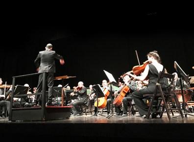 Al concerto (At the concert)