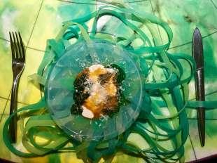 L'alga - La fiducia - Lasagna