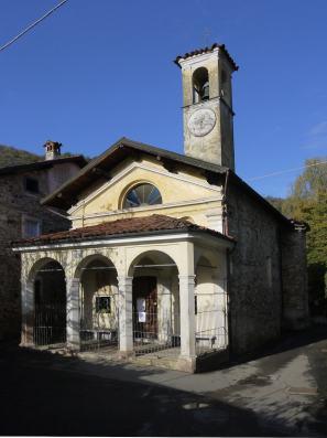 Chiesa di San Grato (Frazione Ara)
