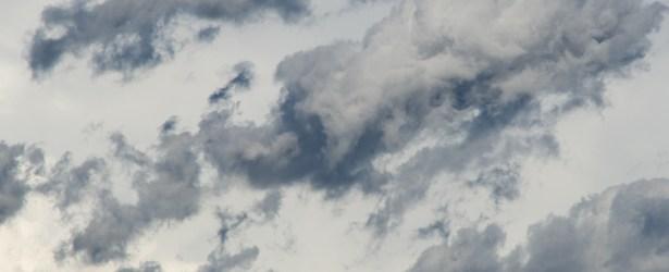 Nuvole davanti, nuvole dietro… ma dove sta il cielo?