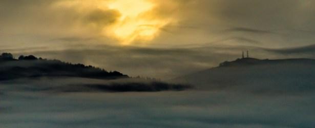 Nuvole sulla Polsa