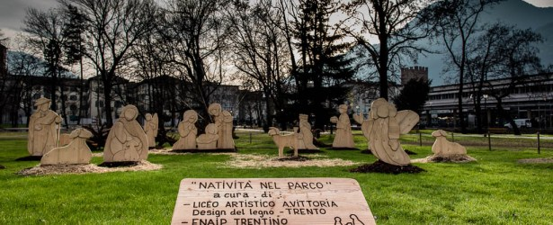 Natività nel parco