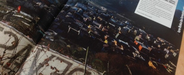 """""""Il vallo tomo che divide Mori"""" si fa spazio anche sulla rivista UCT di gennaio"""
