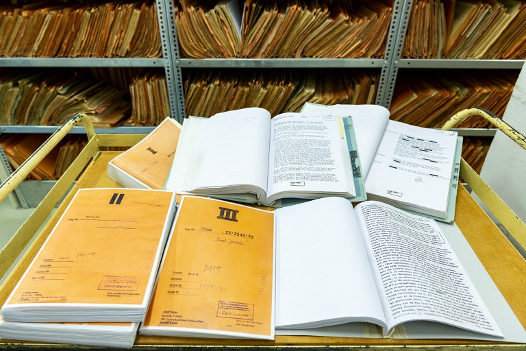 Stasi Archives: Documents for Viewing