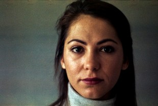 Analog Portrait of a Young Adult Rumanian Woman
