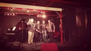 co-operative free jazz band