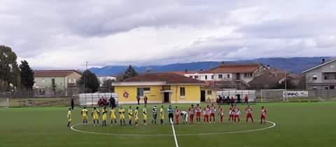 Calcio 1a Categoria C. Abbasanta in emergenza, vince ma soffre con il Ruinas