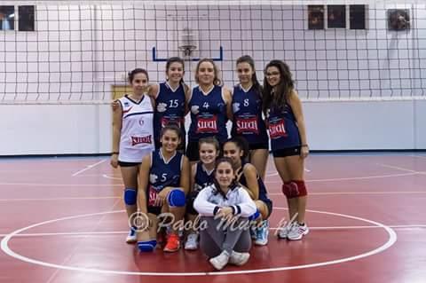 Volley giovanili Ghilarza. Doppia vittoria e primato per la 2a Divisione e l'Under 14