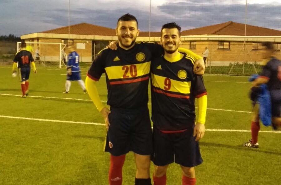 Calcio Over 35. Vola Sas Mendulas Ghilarza. 7-0 al Fish&Dog