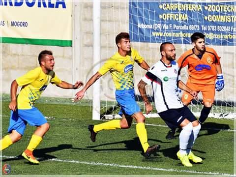 Calcio Promozione girone A. La capolista Carloforte suda sette camice per uscire indenne da Arborea